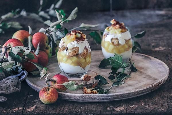Apfel-Tiramisu | QVC Lieblingsküche