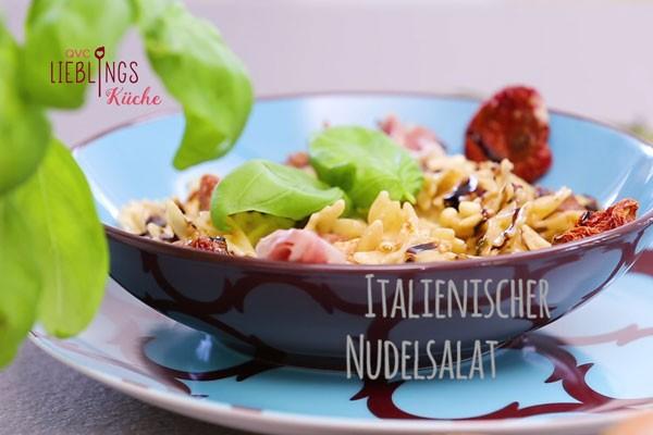 Italienischer Nudelsalat | QVC Lieblingsküche