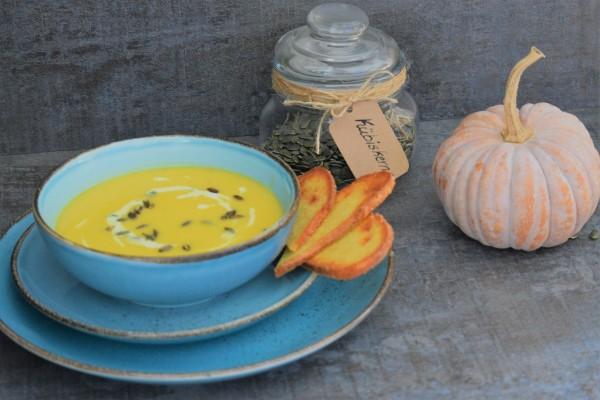 Kartoffel Kürbis Suppe Qvc Lieblingsküche