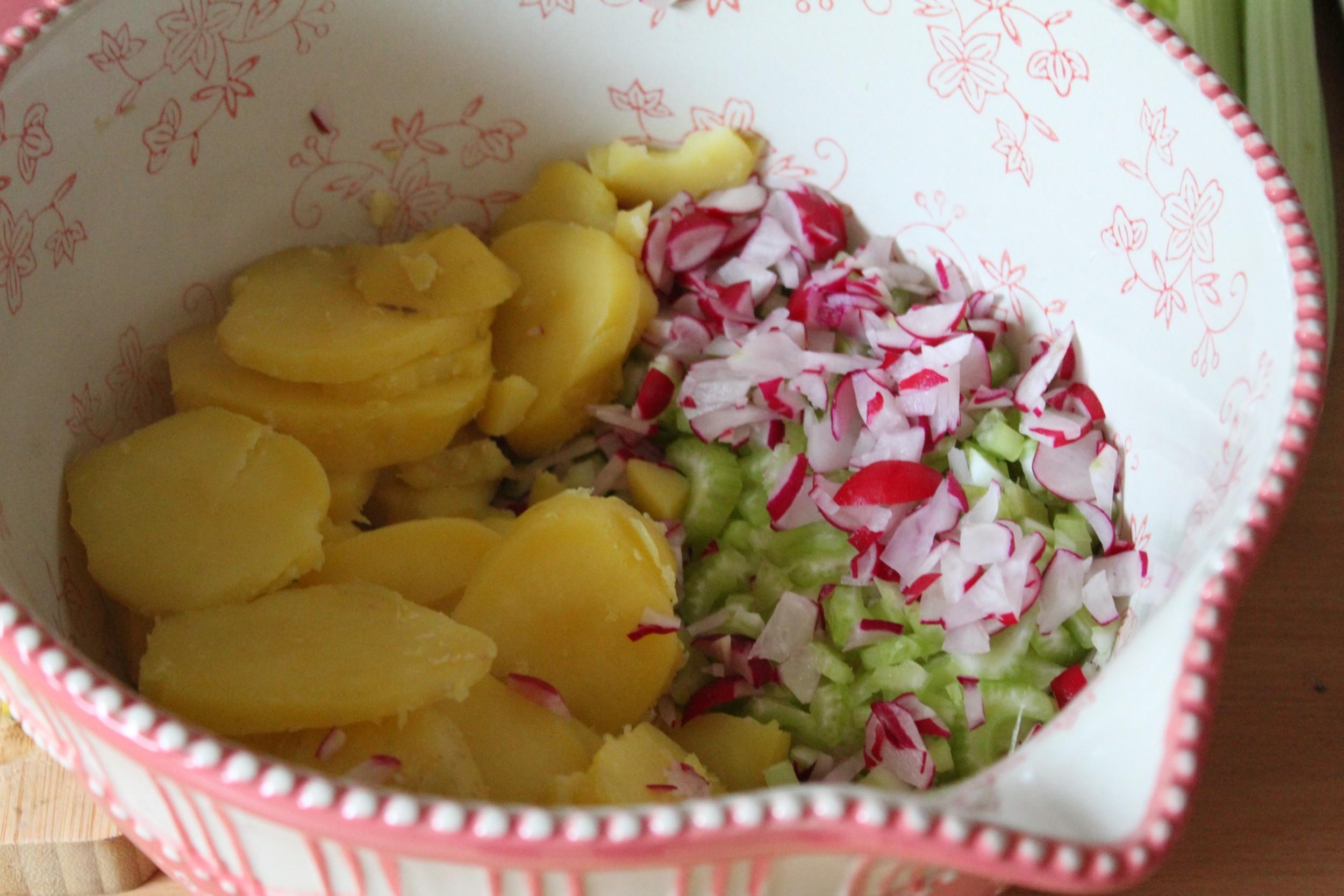 Kartoffelsalat Mit Brühe Qvc Lieblingsküche