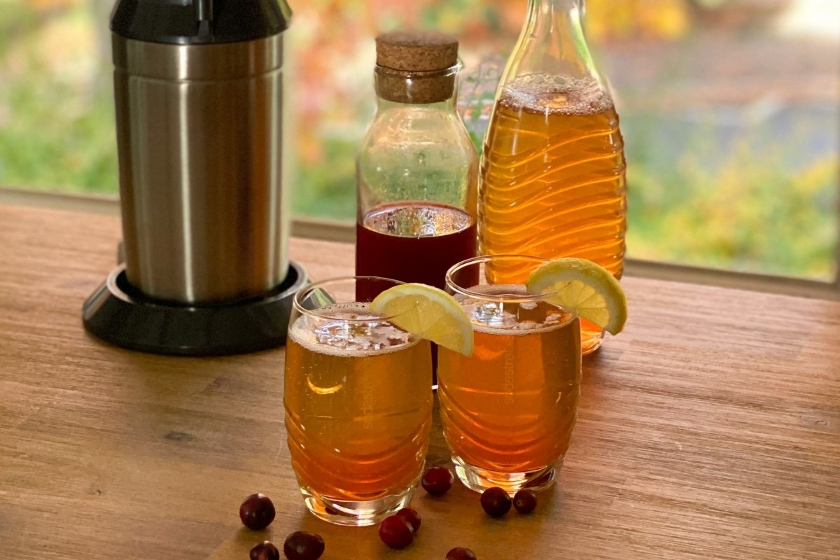 Cranberry-Sirup