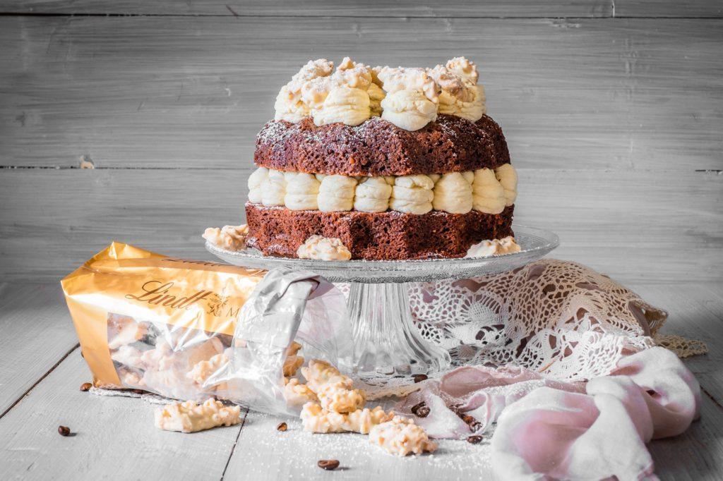 Saftiger Kaffee-Nuss-Kuchen   Rezepte: Kochen, Backen ...
